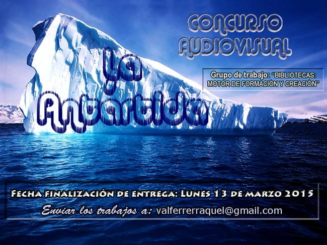 cartel concurso audiovisual